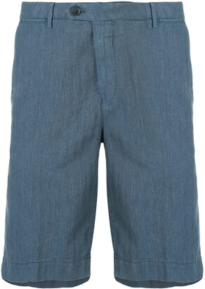 Corneliani Chino Chambray Bermuda shorts