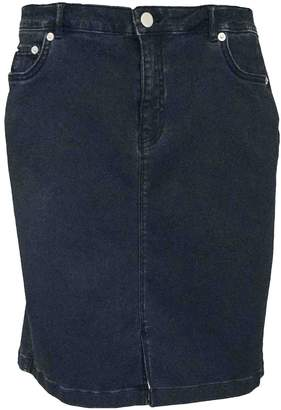 BLK DNM Navy Denim - Jeans Skirts