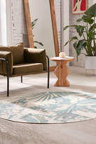 Urban Outfitters Luzan Palms Printed Rug