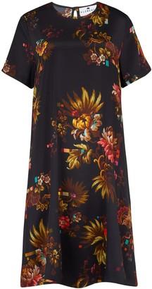 Klements Freida Dress In Opium Print