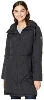 Burton Chescott Down Jacket (True Black) Women's Clothing
