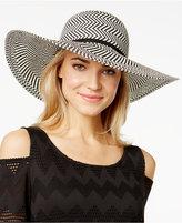 Calvin Klein Graphic Weave Sun Hat