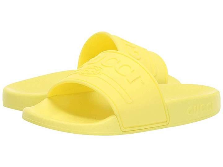 cf259e9387f Gucci Kids Slides - ShopStyle