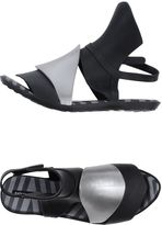 Gareth Pugh MELISSA + Sandals