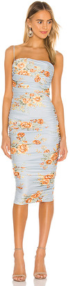 Nookie Garden Party Midi Dress