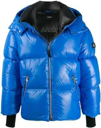 Mackage shell puffer coat