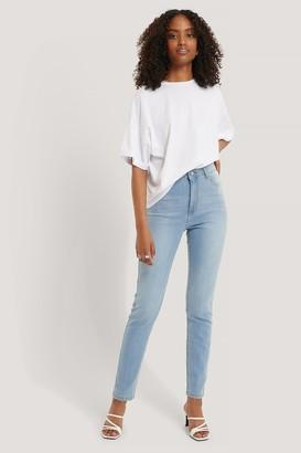 NA-KD Fake Pocket Skinny Jeans