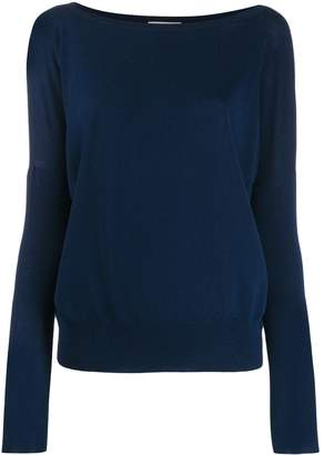 Zanone relaxed-fit knit sweater