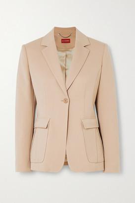 Altuzarra Kenton Wool-blend Blazer - Beige