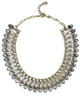 BaubleBar Women's Sevanna Crystal Collar Necklace