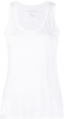 Majestic Filatures Boxy Fit Vest Top
