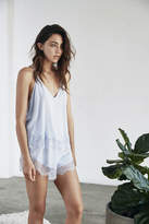 KEEPSAKE INTIMATES ELECTRIC LOVE CAMI pastel blue