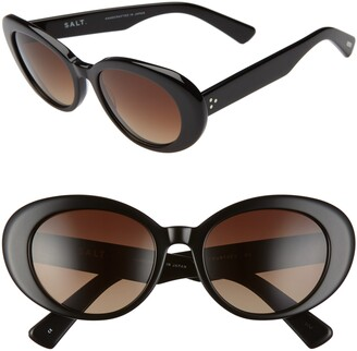 Salt Courtney 54mm Polarized Cat Eye Sunglasses