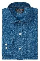 Lauren Ralph Lauren Slim-Fit Floral Printed Dress Shirt