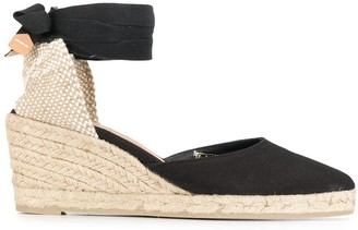 Castaner Joyce espadrille wedge sandals