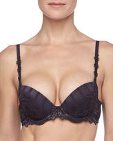 Simone Perele Amour Lace Pushup Bra, Anthracite
