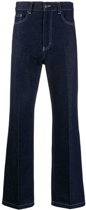 Ami Straight Five-Pocket Jeans