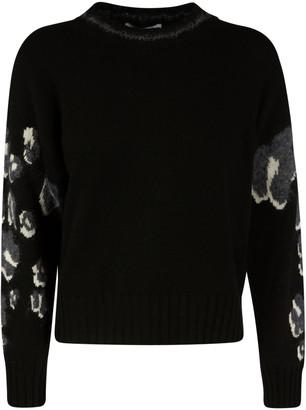 VIVETTA Sleeve Detailed Sweater