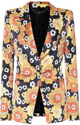 Paco Rabanne Exclusive to Mytheresa Floral blazer