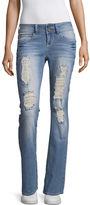WALLFLOWER Wallflower Skinny Jeans-Juniors