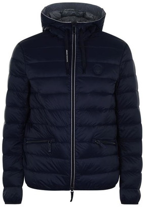 Armani Exchange Hooded Down Jacket