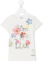 Simonetta embellished T-shirt