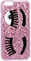 Chiara Ferragni 'Flirting' iPhone 6 case - women - PVC - One Size