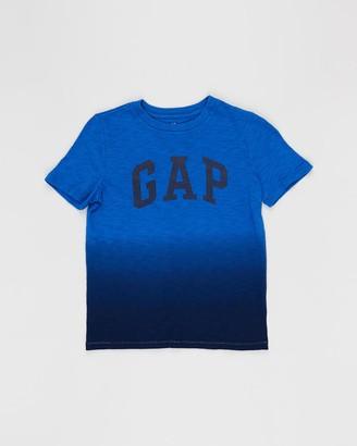 Gapkids Dip Dye Arch Tee - Teens