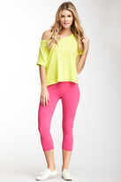 So Low Solow Jersey Capri Legging