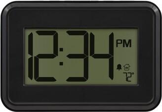 La Crosse Technology 513-113 Digital Clock with Temperature & Timer