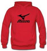 Mizuno Printed For Mens Hoodies Sweatshirts Pullover Tops