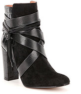Gianni Bini Carmilla Tassel Dress Booties
