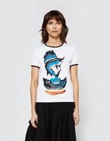 J.W.Anderson T-Shirt w/ Marlin