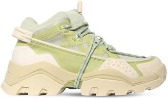 Kenzo 40mm Mesh & Fabric Sneakers
