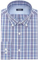 Izod Men's Slim-Fit Wrinkle-Free Dress Shirt