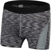 Sosite Women's Yoga Running Sports Shorts Workout Fitness Shorts -XL