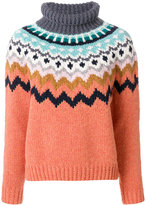 Anya Hindmarch knit patterned jumper
