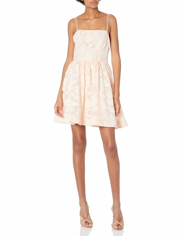 Thumbnail for your product : Keepsake Women's Offset Fit & Flare Babydoll Dress