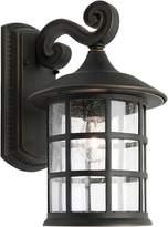Cougar Lighting Coventry 1Lt Outdoor Light, Bronze Large
