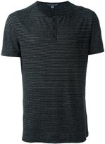 John Varvatos striped T-shirt