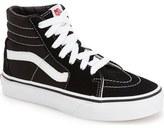 Vans 'Sk8-Hi' Sneaker (Baby, Walker, Toddler, Little Kid & Big Kid)