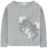 Chloé Mini Me graphic sweatshirt