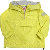 Il Gufo Hooded Nylon Windbreaker Jacket
