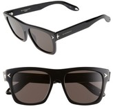 Givenchy Men's '7011/s' 55Mm Sunglasses - Black