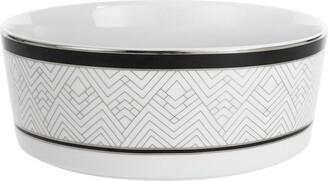 A By Amara Addison Porcelain Salad Bowl