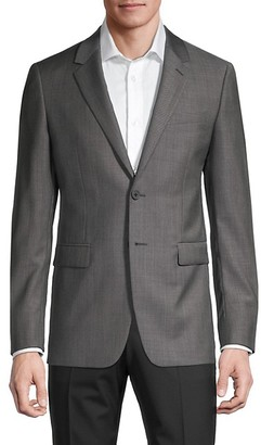 Theory Chambers Wool Suit Jacket