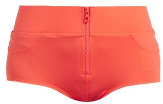 adidas by Stella McCartney Triathlon Shorts - Womens - Orange