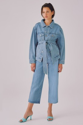 C/Meo COMMITTED JACKET Blue Denim