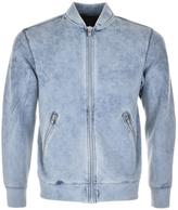 Diesel S Joe Zip Sweatshirt Blue