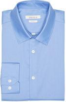Perry Ellis Slim Solid Dress Shirt